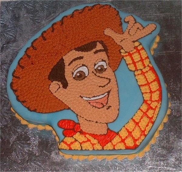 Toy Story Cake Pan 22