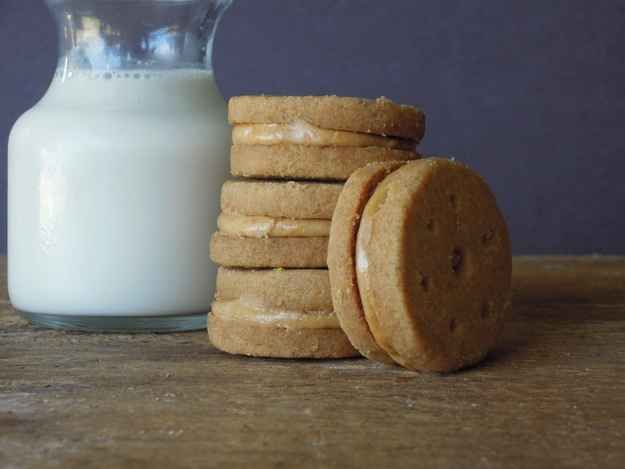 Vegan Do-si-dos | 10 Gluten-Free And Vegan Girl Scout Cookie Recipes ...