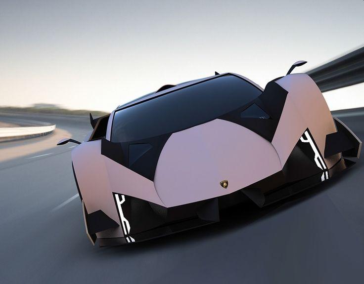 Lamborghini Concept Estampida