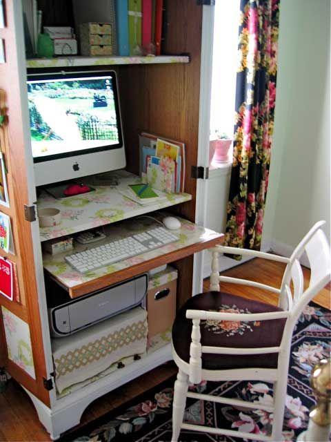 Hideaway Desk