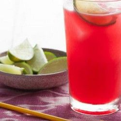 Hibiscus Tequila Cooler | Wines and Spirits | Pinterest