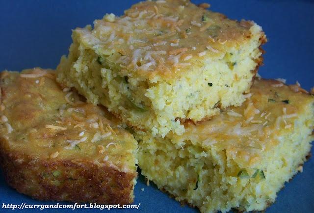 Zucchini cornbread | Favorite Recipes | Pinterest