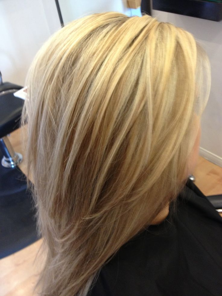 Platinum Blonde Hair With Lowlights Picture Wallpaper | Hair Ideas ...