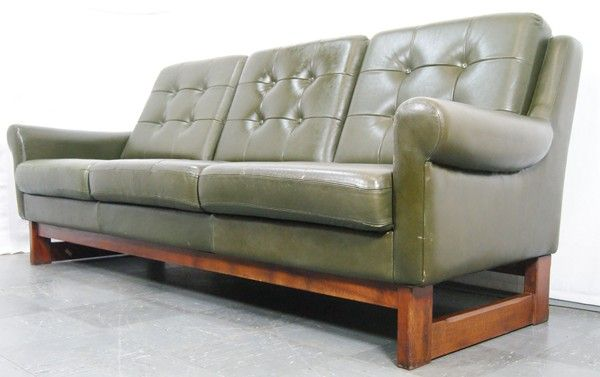 Ledersofa das beste aus wohndesign und m bel inspiration for Wohndesign 60er