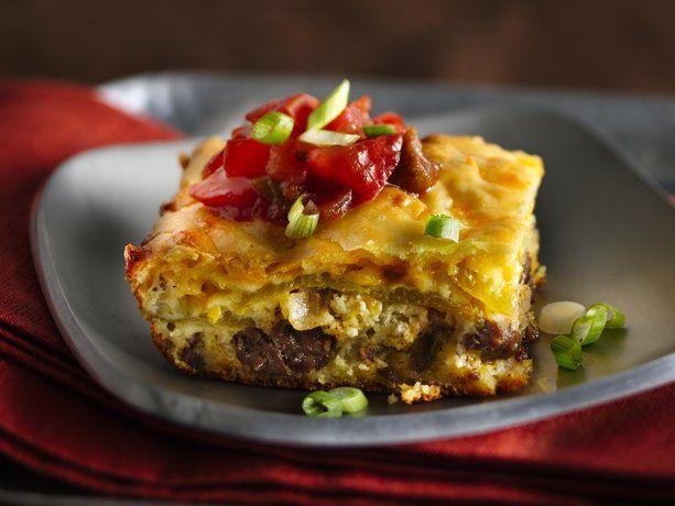 Easy Chile Relleno Bake | Recipe