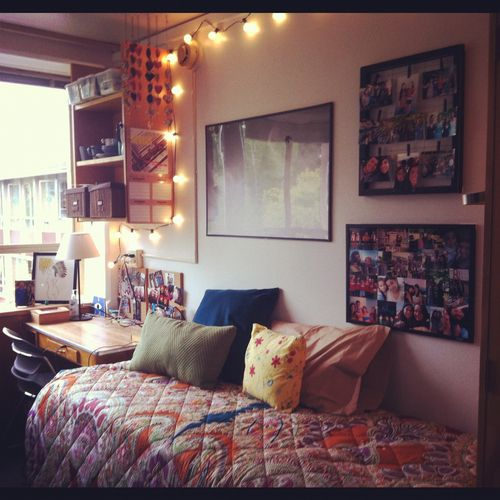 Cool dorm rooms dorm college life pinterest for Pictures of cool rooms