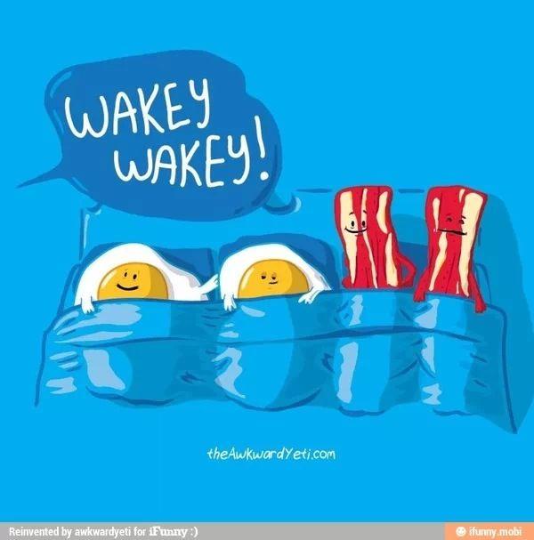 wakey wakey eggs and bakey svg, svg