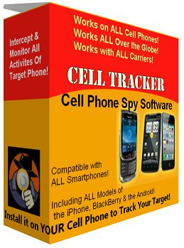 tracking cell phone battery
