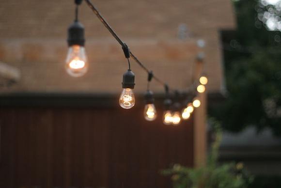 edison bulb string lights home pinterest. Black Bedroom Furniture Sets. Home Design Ideas