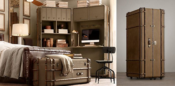 home office restoration hardware in altera vita