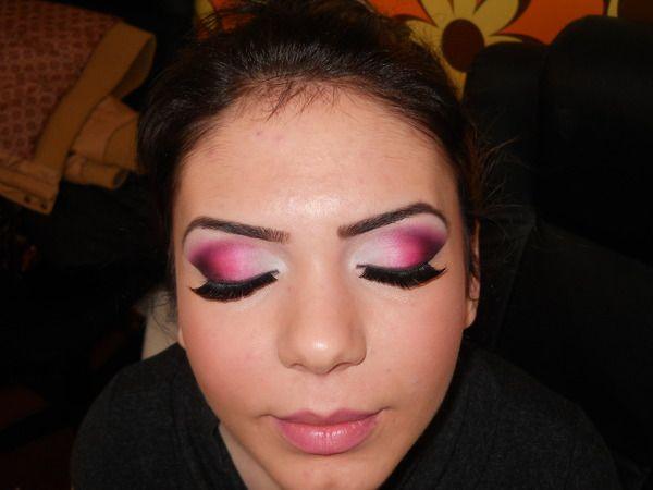 Makeup by me on... Nadalind