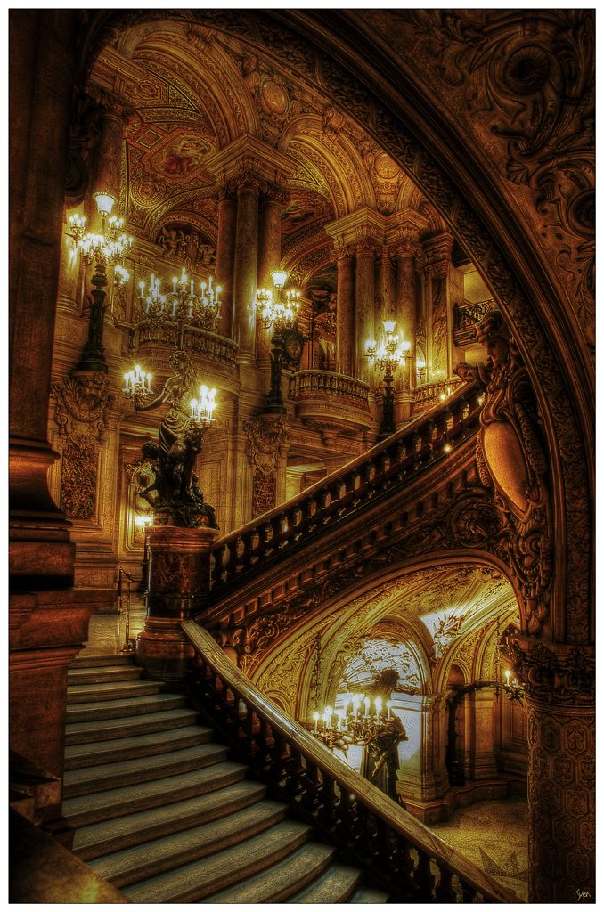 I don't know where this is - but it looks like Beauty and the Beast.