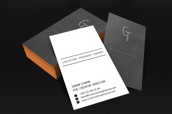 Personal business card for Personal business cards examples