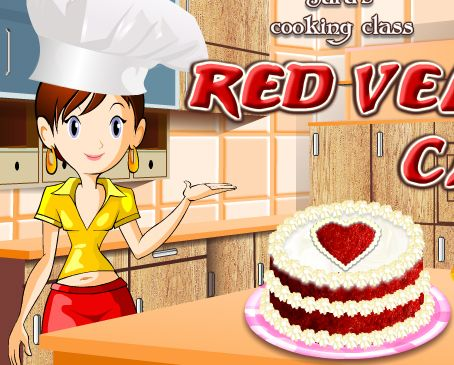 Игры для девочек торты на днем рождения