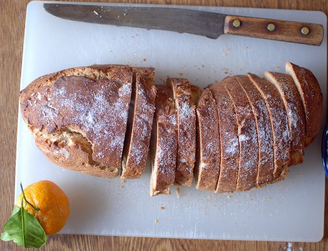 Gluten-free cardamom bread | Gluten/Dairy Free eats | Pinterest