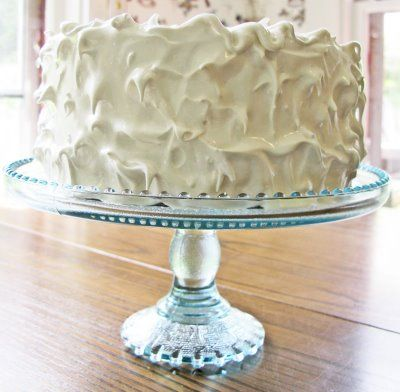 minute frosting | LOOKS REALLY YUMMY | Pinterest