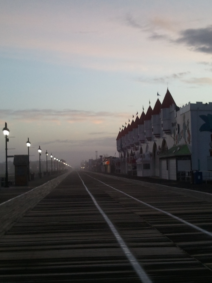 boardwalk, Ocean City, NJ