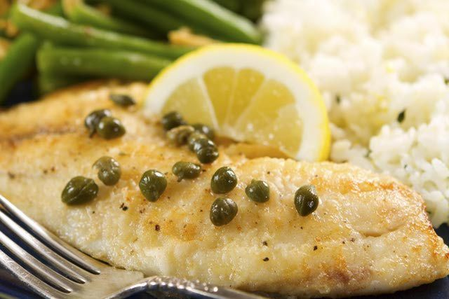 Easy Tilapia Piccata Recipe -- How to Make Tilapia with Lemon Caper ...