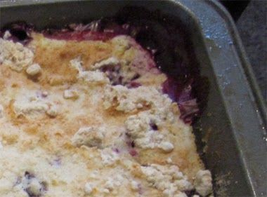 all new recipes: Berry Cobbler | sweet treats shop | Pinterest