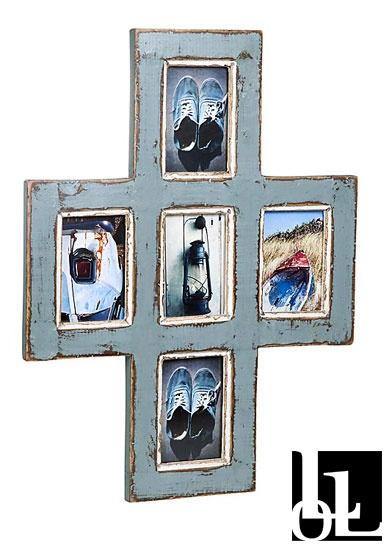 wooden cross picture frame crosses pinterest