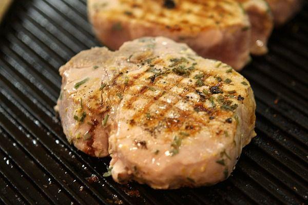 Buttermilk Brined Pork Chops