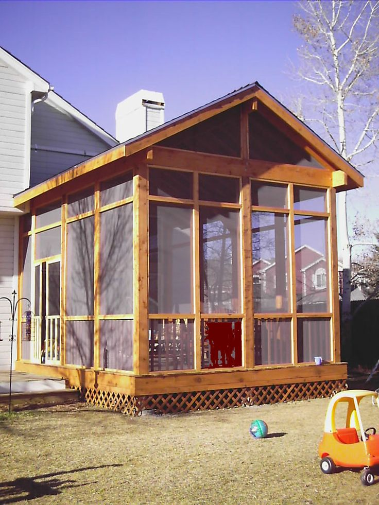 Rectangular Screen Room Outdoor Living Ya 39 Ll Pinterest