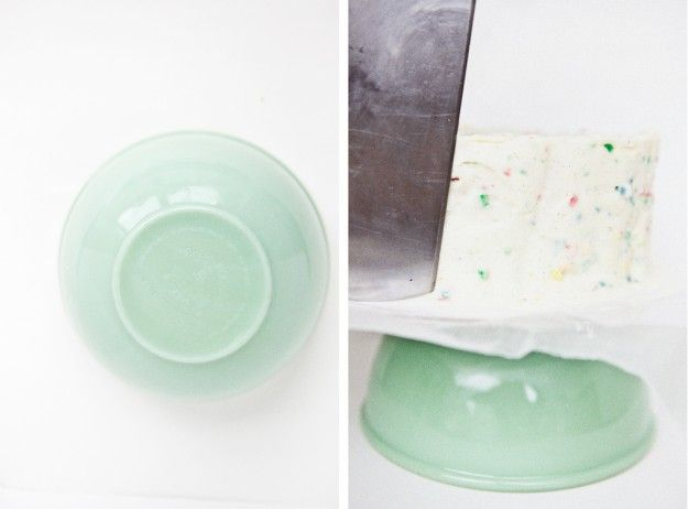 homemade rainbow chip cake | to cook/bake/inhale | Pinterest
