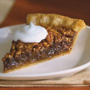yummy pecan pie | Food