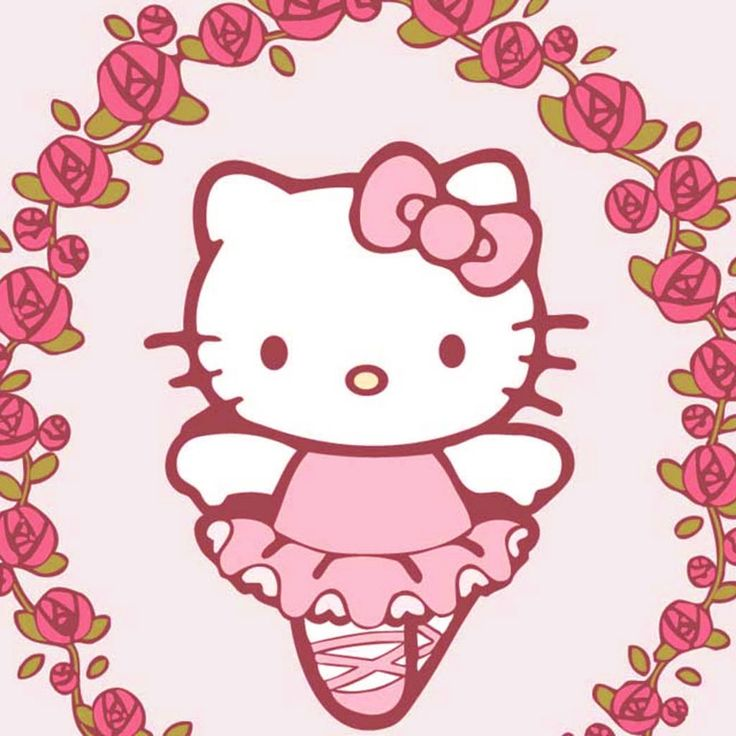 Hello kitty ballet sanrio pinterest - Ballerine hello kitty ...