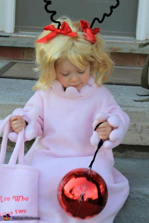 Cindy lou who costume pics i want to take pinterest