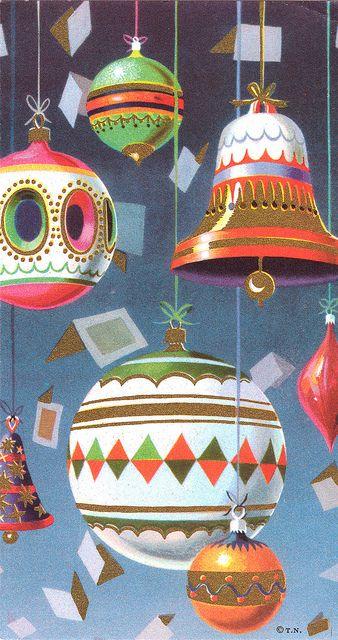 1950s ornaments vintage christmas pinterest. Black Bedroom Furniture Sets. Home Design Ideas