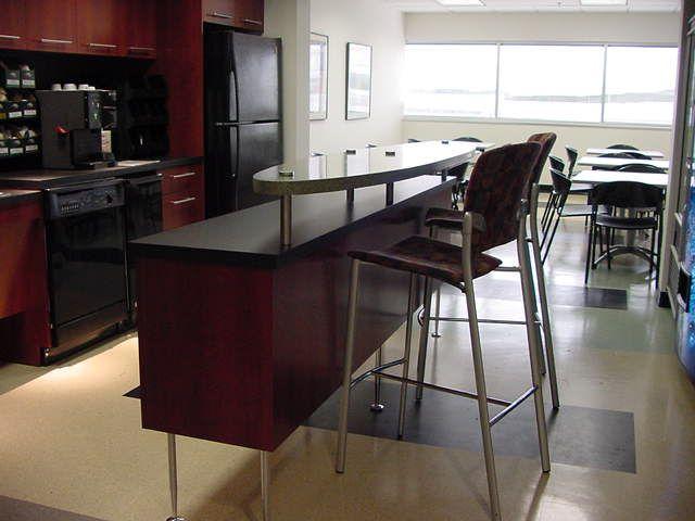 Coffee Bar Commercial Office Break Room Designs Pinterest