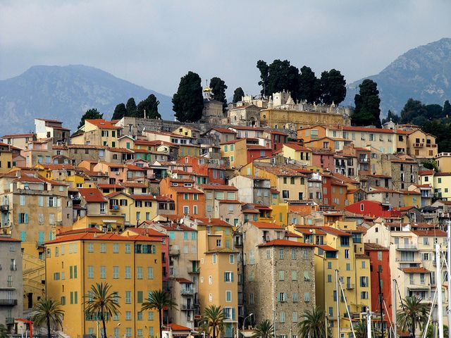 Menton France  city pictures gallery : Menton, France. | To travel is to live. | Pinterest