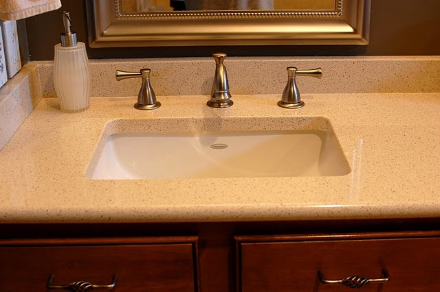 Undermount Square Bathroom Sink : Squares