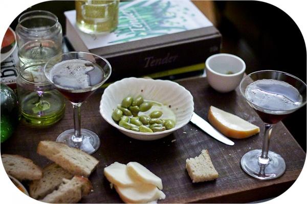 Citrus Marinated Olives | FOOD! | Pinterest