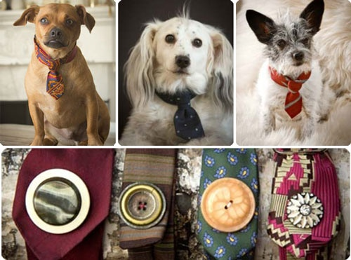 Thwap is a cute dog shop that makes vintage neckwear for the modern dog.