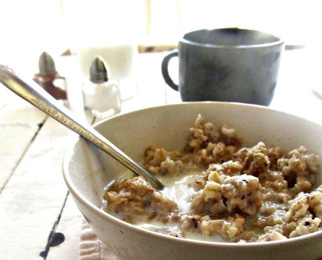 Oatgasm: Toasted Oatmeal | Food : Oatmeal and Soaks | Pinterest
