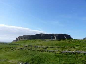 B And B Aran Islands Aran Islands, Dun Aengus stone fort, Inishmore. Click on the photo to ...
