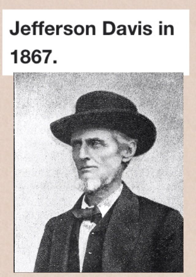 what was jefferson davis education