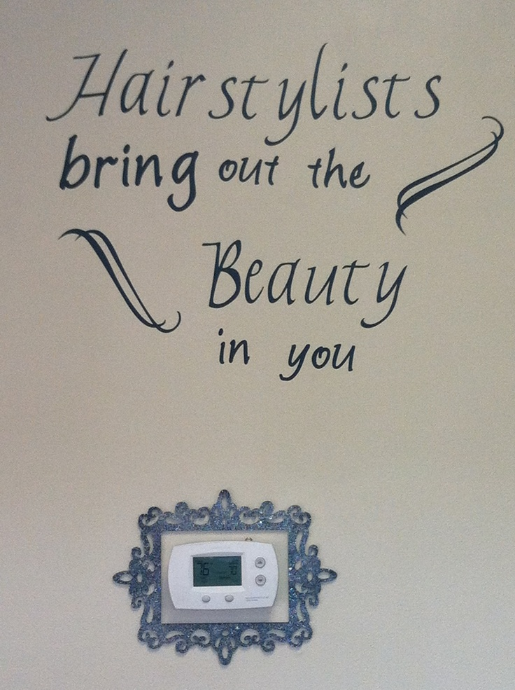 Quotes About Beauty Salon Quotesgram