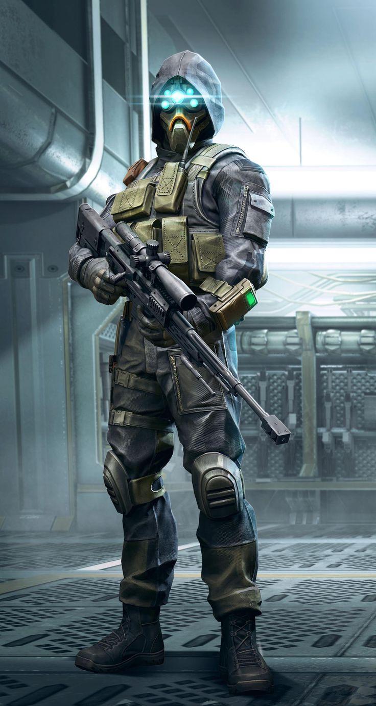 Urban sniper 3d pinterest