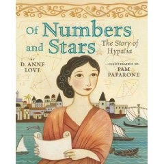 The daughter of mathematician Theon, Hypatia grew up on the northern tip of Egypt in the great city of Alexandria in the 4th century A.D. Unlike most girls of her time, Hypatia learned to read and write, and as she grew older was tutored in mathematics, astronomy, and philosophy. In time, word spread of her brilliance and scholars from all over the world came to her seeking her advice and opinions in these subjects. Records of her fame as a teacher can be found in the writings of Socrates.