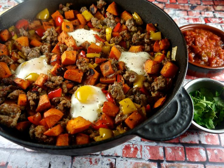 More like this: sweet potato hash , potato hash and sausage .
