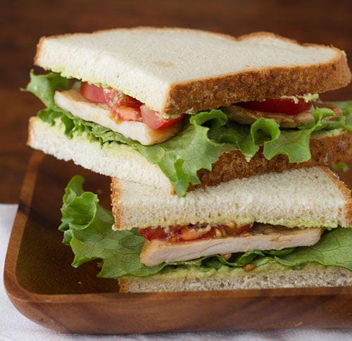 ... Sandwiches) from @Rachael -- gotta make the edamame spread/dip too