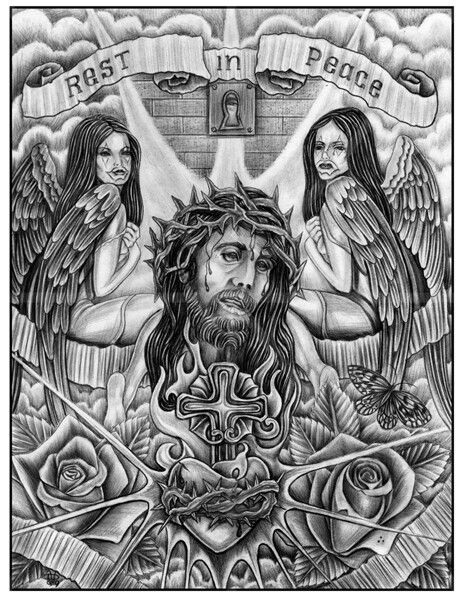 Chicano love things i love pinterest for Things tattoo artists love