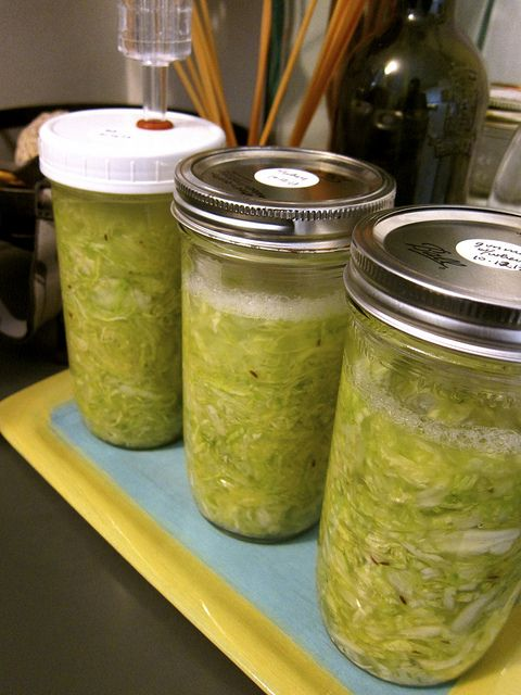 Putting Up: Small-Batch Sauerkraut | Diary of a Tomato