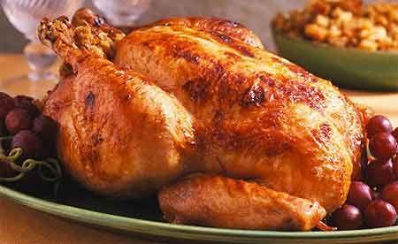 Roast Chicken With Grapes | Chicken | Pinterest