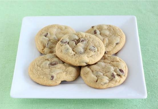 Vanilla Pudding Chocolate Chip Cookies | Favorite Recipes | Pinterest