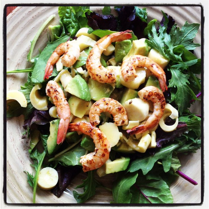 Shrimp And Hearts Of Palm Remoulade Recipes — Dishmaps