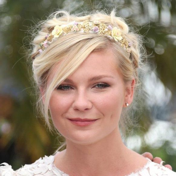hairstyle | WEDDING IDEAS FROM THE GALS! | Pinterest